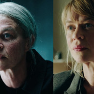 Livstid- TV Series • Agening makeup . Makep design by Terje Rødsjø