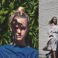 Haik Clothing - Photographer: Karl Anton Björkman • Makeup & hair
