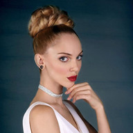 • Makeup by Ida Welle • Hair: Sanya Minette Keränen • Photographer: Terje Hansen kremfoto.no