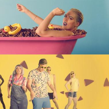 Smash- Music Video directed by Christian Frederick Schüssler • Makeup & hair