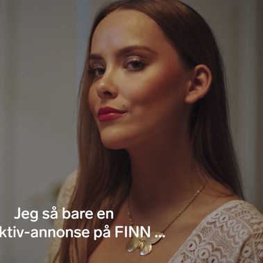Finn.no- TV Commercial produced by Morgernstern AS • Makeup & hair