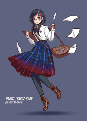 Brawl League Chan