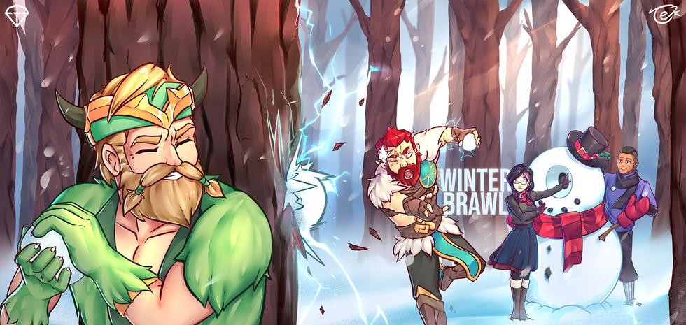 The Winter Brawl