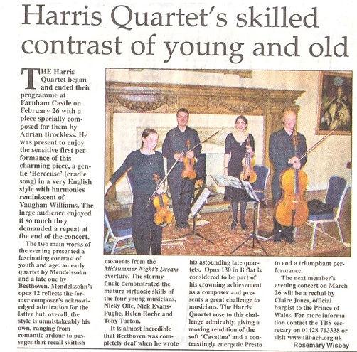 Farnham Herald Review