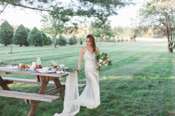 new hampshire orchard wedding shoot