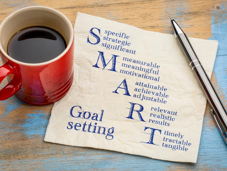 SMART Goal Setting to Kickstart Your New Year!