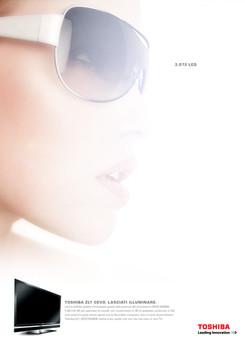 Toshiba product campaign