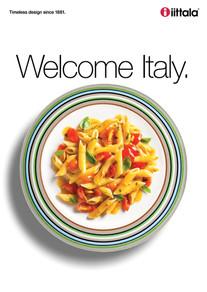 iittala campagna lancio Italia