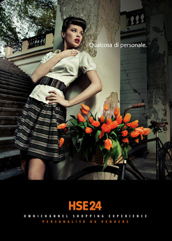 HSE24 Poster istituzionale