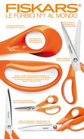 Fiskars scissor poster