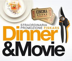 Fiskars promozione Dinner&MovieWeb