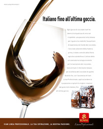 Icam cioccolato campagna stampa