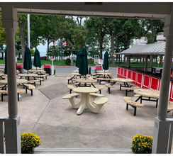 Park Hotel Patio View