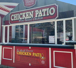 The Chicken Patio street view
