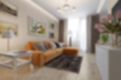 Дизайн гостиной, Елена Алексеева