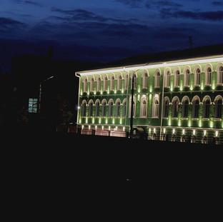 Подсветка Тульского Оружейного Завода