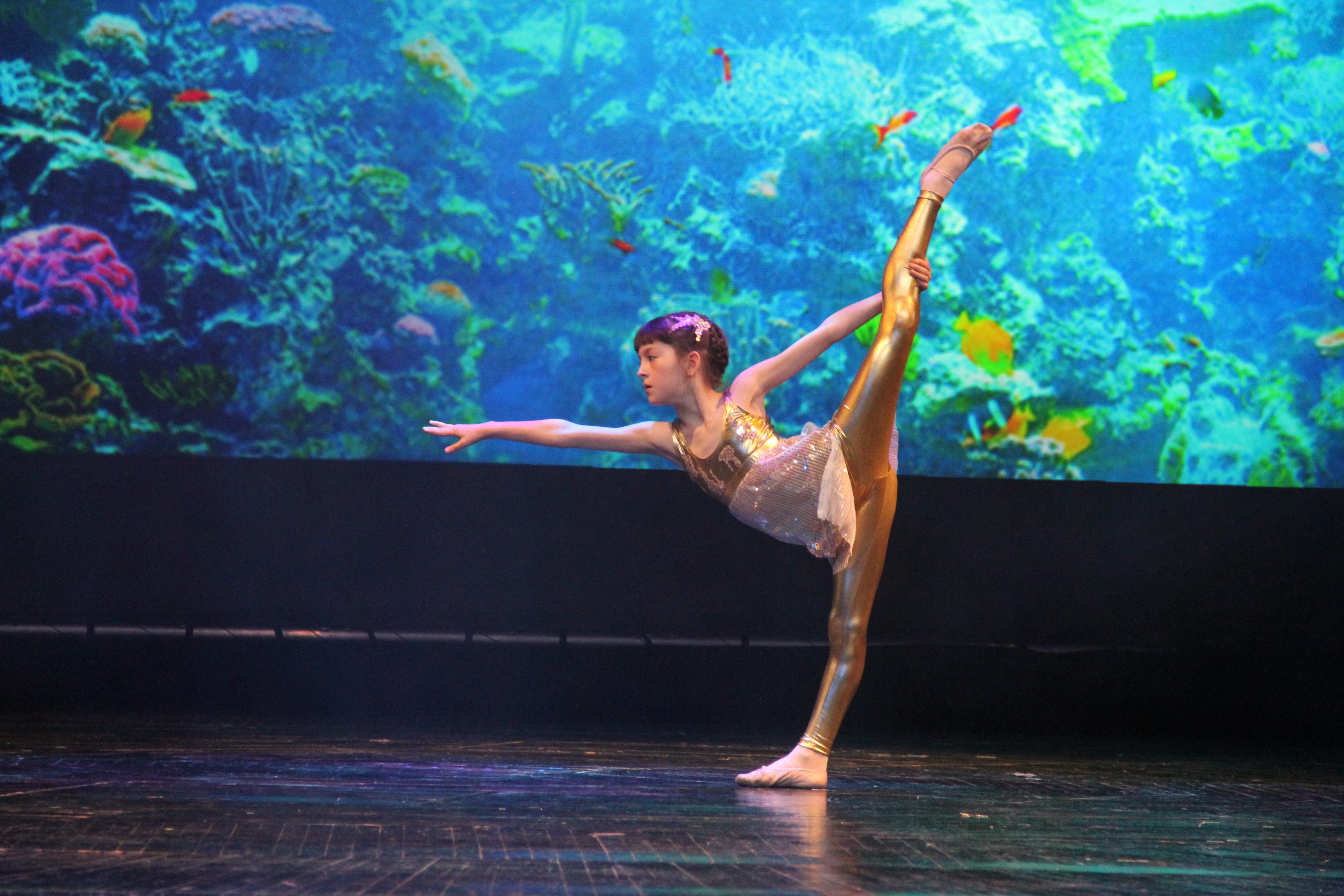 Детский шоу-балет АРТ-СОЛО
