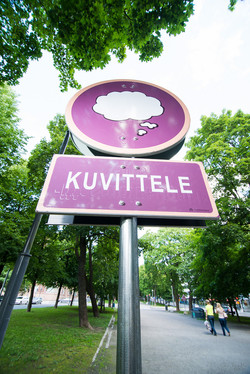 KUVITTELE - IMAGINE