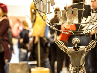 Technatural - näyttelyn avajaiset 26.5.2015