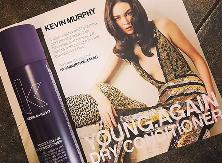 New Product Launch | Kevin.Murphy Dry Conditioner