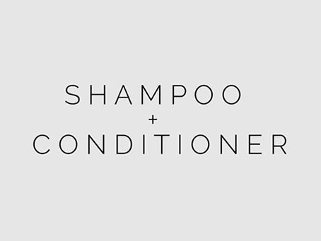 The Best Shampoo & Conditioner for You!