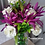 Thumbnail: Ruscus, Morning Glory and Carnations