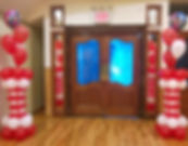 Check out all our different balloon columns.