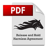Las Vegas Horse Ranch | Release & Hold Harmless Form