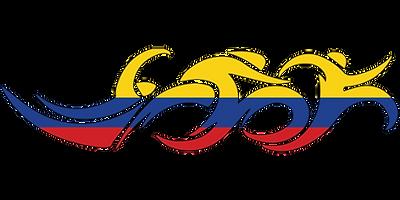 Colombia Swim Bike Run Triathlon