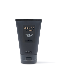 Aprils Network Monat for Men Essential Face Scrub