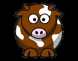 Lights Jerky Brown Cow