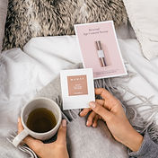 Aprils Network Monat Coffee and Samples