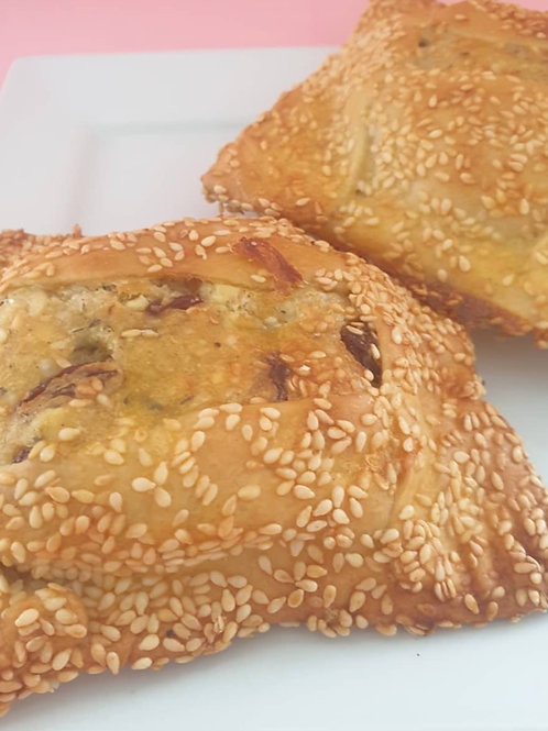Flauones a Traditional Cypriot cheese pastry