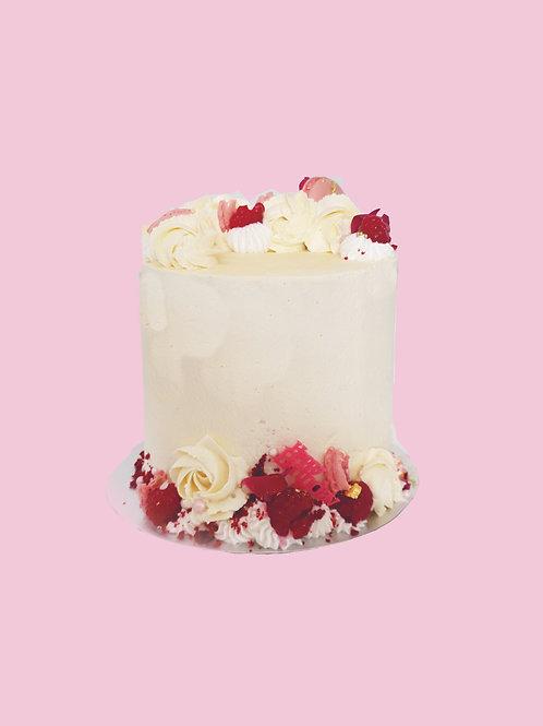 Red Velvet Dream Cake