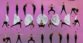 Moon Salutations - Chandra Namaskar