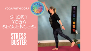 Stress Busting Yoga practice
