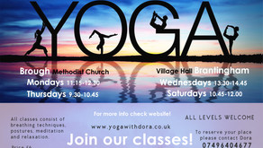 New classes added!