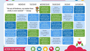 Action Calendar - Altruistic August