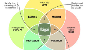 Life purpose - Ikigai