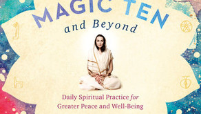 Recommended to Read: Sharon Gannon - The Magic Ten and Beyond