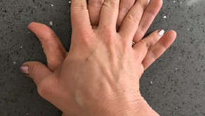 Linga Mudra - relief from coughing