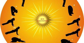 All about the Sun Salutations!