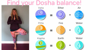 Yoga for your Dosha - Workshop - NEW DATE ADDED
