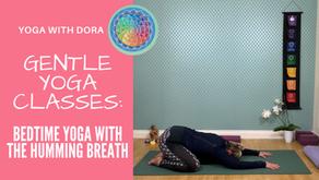 Bedtime Yoga for deep sleep