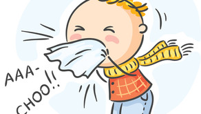 What do you gain by getting the cold/flu?