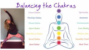 Balancing the Chakras  - Workshop