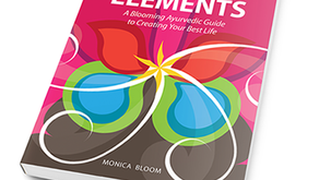 Recommended to Read: Monica Bloom - In Your Elements