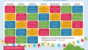 Action Calendar - Do good December