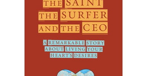 Recommended to Read: Robin Sharma - The Saint, the Surfer and the CEO