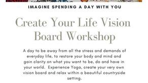 Collaboration - Vision Board Workshop